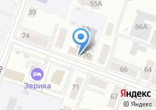 Компания «Отдел кадров» на карте