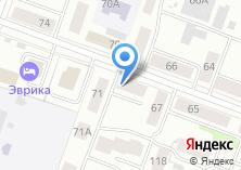 Компания «Русские пироги» на карте