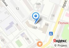 Компания «Главное управление МЧС России по Республике Марий Эл» на карте