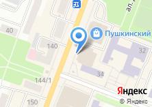 Компания «СМебель» на карте