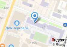 Компания «Марийский радиомеханический техникум» на карте