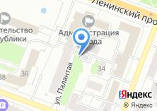 Компания «Строящийся жилой дом по ул. Успенская» на карте