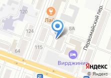 Компания «Дорожник» на карте