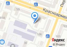 Компания «Арки и двери» на карте