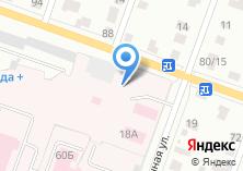 Компания «Ритус» на карте