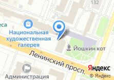 Компания «START» на карте