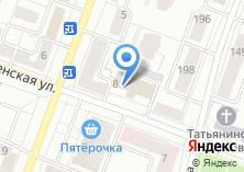 Компания «Русское право» на карте