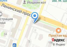 Компания «ГитарШоп» на карте