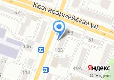 Компания «Йошкин дар» на карте