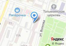 Компания «Бальзам» на карте