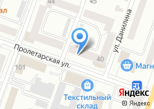 Компания «КЛИМАТехник» на карте
