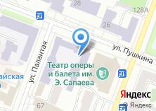Компания «Йошкар-Олинский аграрный колледж» на карте
