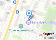 Компания «Азбука» на карте