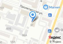 Компания «Информационно-вычислительный центр» на карте