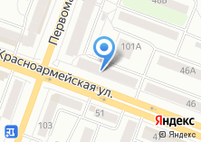 Компания «НП» на карте