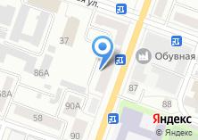 Компания «Мир косметики» на карте