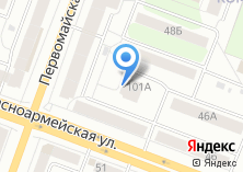 Компания «АПР-Сити/ТВД» на карте