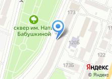 Компания «Архитектор» на карте