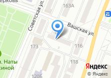 Компания «Мебельград» на карте