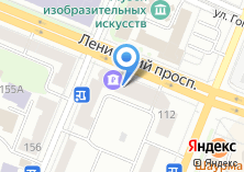 Компания «Окна Престиж» на карте