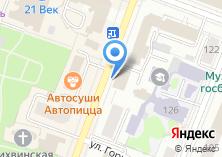 Компания «Город.ОК» на карте