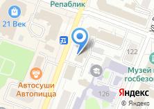 Компания «МВД по Республике Марий Эл» на карте
