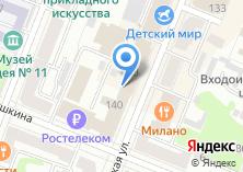 Компания «Консультант Плюс Марий Эл» на карте