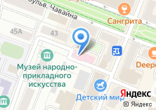 Компания «Стоматологическая поликлиника г. Йошкар-Олы» на карте