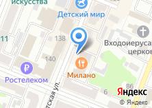 Компания «ГАЛЕРЕЯ НЕДВИЖИМОСТИ» на карте
