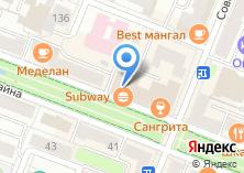 Компания «WEBcom» на карте