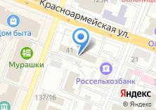 Компания «Ивушка» на карте