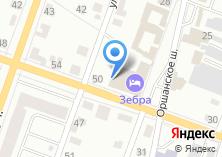 Компания «Мотель на Водопроводной» на карте