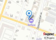 Компания «Гис» на карте