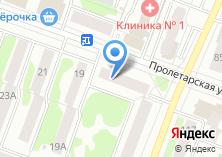 Компания «Добромир-строй» на карте