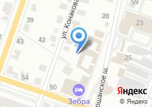 Компания «МАРАВТОКАПРЕМОНТ» на карте