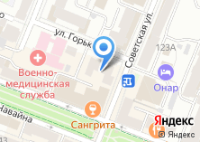 Компания «Новоторъяльский карьер» на карте