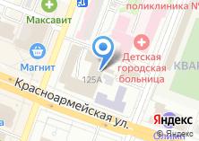 Компания «КОНСУЛЬТАНТ» на карте