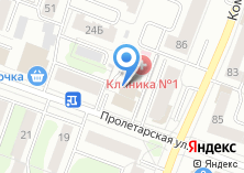 Компания «Банк ОТКРЫТИЕ» на карте