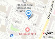 Компания «Техстрой Мари» на карте