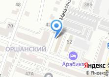 Компания «Опытно-конструкторское бюро Минстроя и ЖКХ Республики Марий Эл» на карте