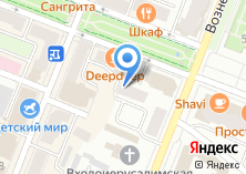 Компания «Ткань» на карте