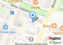 Компания «ГлавСпорт» на карте