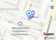 Компания «Марийский завод силикатного кирпича» на карте