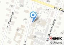 Компания «Ситора» на карте
