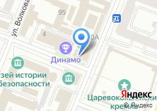 Компания «Марийский мемориальный народный музей истории ГУЛАГа» на карте