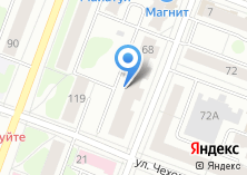 Компания «Автор» на карте