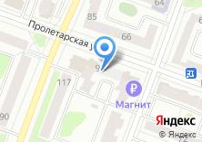 Компания «Ласковые сети» на карте
