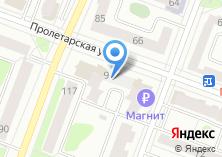 Компания «Pro Город» на карте