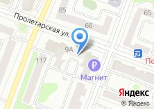 Компания «Электро Хозстрой» на карте
