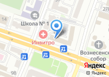 Компания «БиМАКС» на карте